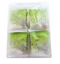 七つのあられ 『花よせ』(薫風柄 16袋入)【ご家庭用袋入り】