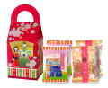 【萩月ひな祭りBOX】(はなよせ2袋、ちょこあられ2袋