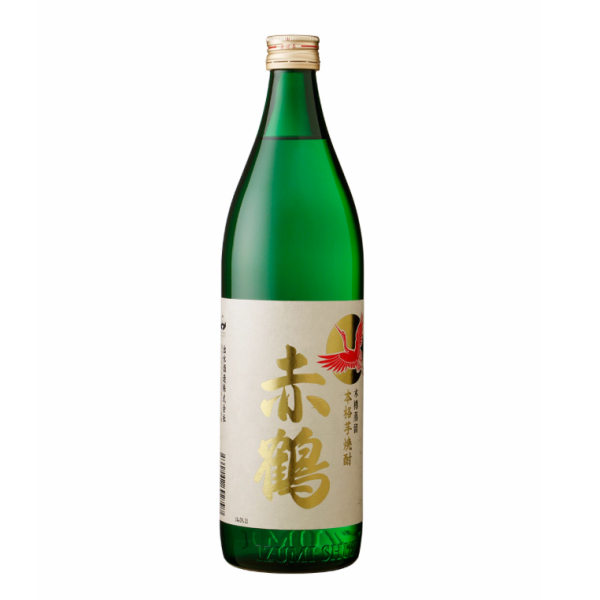 赤鶴 あかづる 900ml 25度 芋焼酎 出水酒造 鹿児島 通販