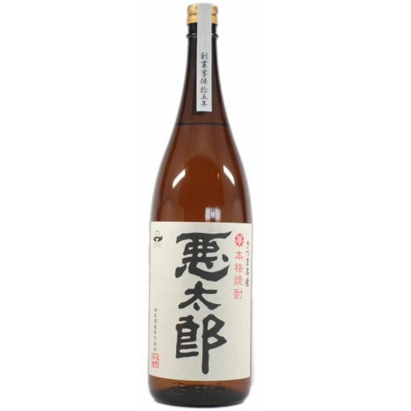 悪太郎 25度 1800ml 芋焼酎 相良酒造 通販