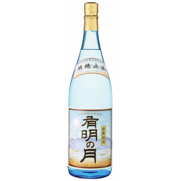 有明の月 25度 1800ml 丸西酒造 芋焼酎 鹿児島