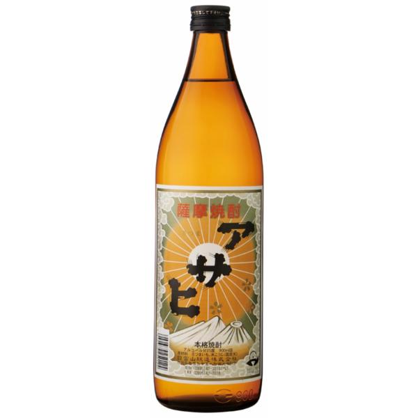 アサヒ 25度 900ml 日当山酒造 芋焼酎 鹿児島