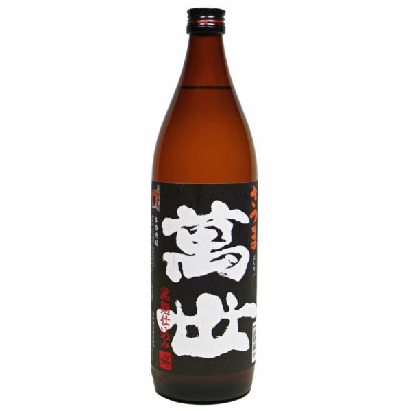萬世 黒麹 ばんせい 25度 900ml 萬世酒造 芋焼酎 鹿児島