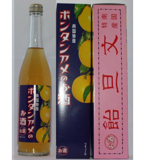 ボンタンアメのお酒 セイカ 鹿児島限定販売 リキュール
