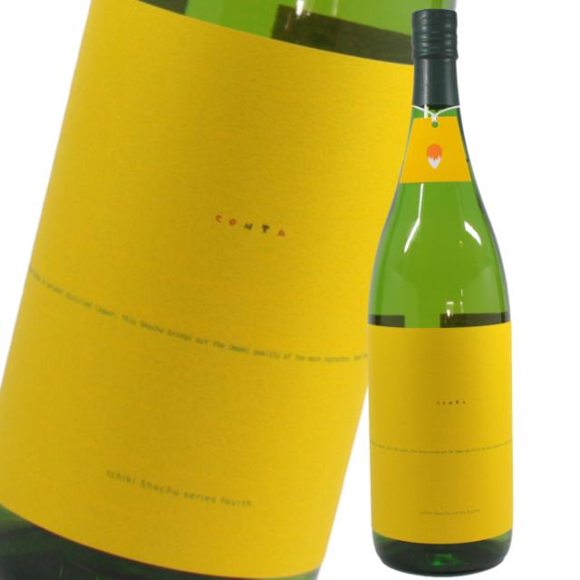 コンタ CONTA 25度 1800ml 芋焼酎 田崎酒造 季節限定商品 樫樽貯蔵焼酎