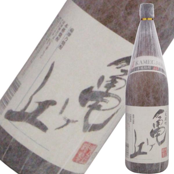 亀ヶ丘 ふきあげ 25度 1800ml 吹上酒造 芋焼酎 鹿児島