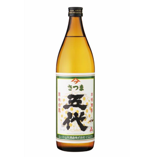 五代 900ml 芋焼酎 山元酒造