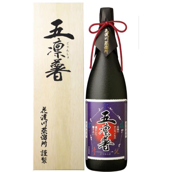 五凛薯1800ml 薩摩酒造 芋焼酎