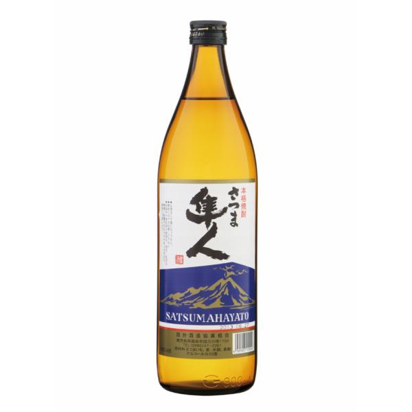 隼人900ml 芋焼酎 国分酒造