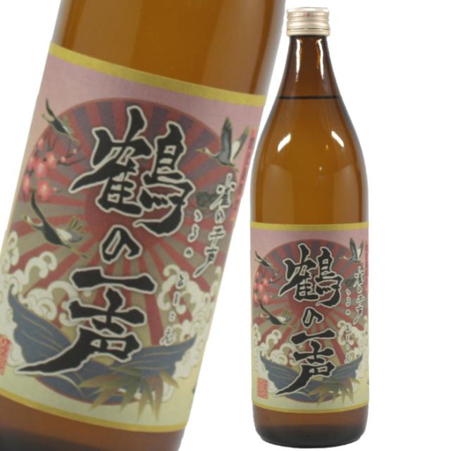 鶴の一声 25度 900ml 芋焼酎 出水酒造 鹿児島限定 通販