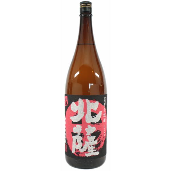 北薩 25度 1800ml 芋焼酎 鹿児島酒造 紅芋焼酎 通販