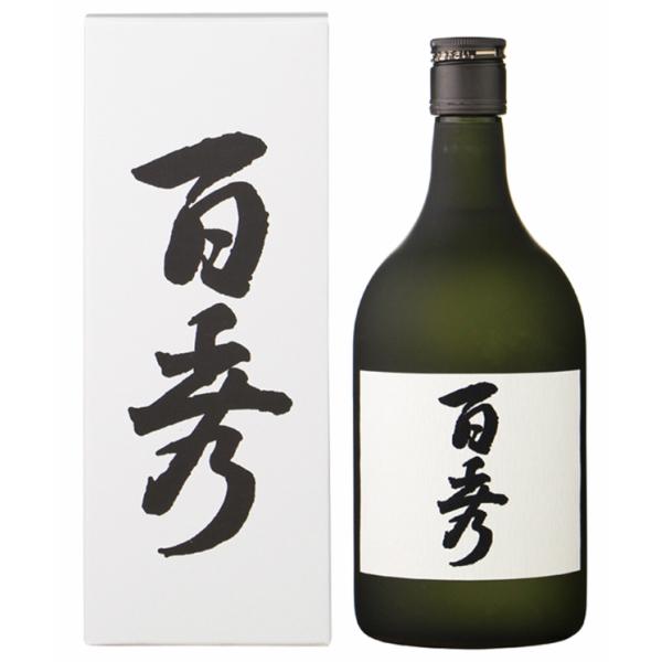 百秀 ひゃくしゅう 25度 720ml 日当山酒造 芋焼酎 鹿児島