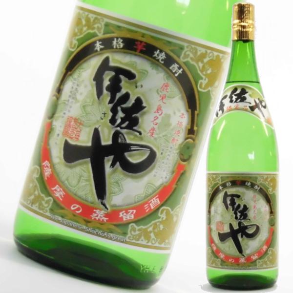 伊佐や 25度 1800ml 芋焼酎 大海酒造 限定焼酎 鹿児島 販売店限定 通販