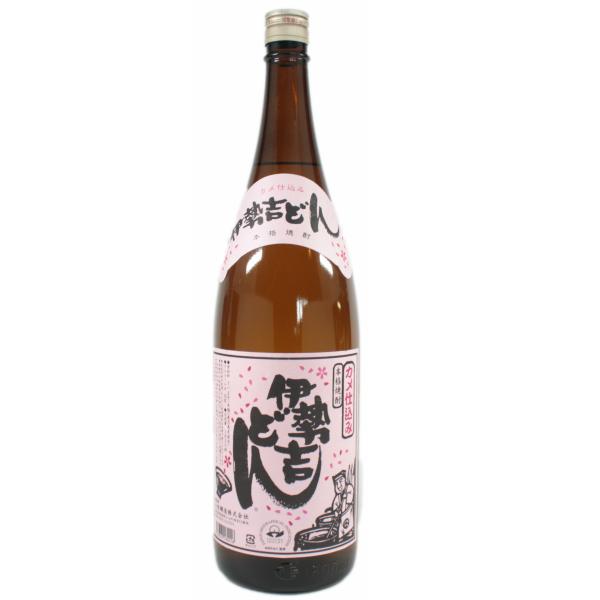 伊勢吉どん いせきちどん 25度 1800ml 芋焼酎 小牧酒造 通販