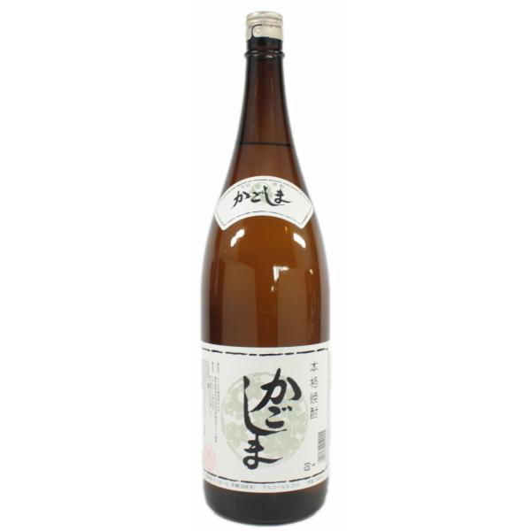 かごしま 25度 1800ml 芋焼酎 鹿児島 さつま司酒造 通販
