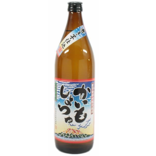 かいもしょつゆ 25度 900ml 芋焼酎 白金酒造 鹿児島限定焼酎 通販