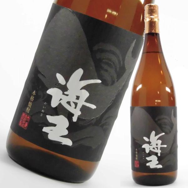 海王 1800ml 芋焼酎 大海酒造 特約店限定 通販