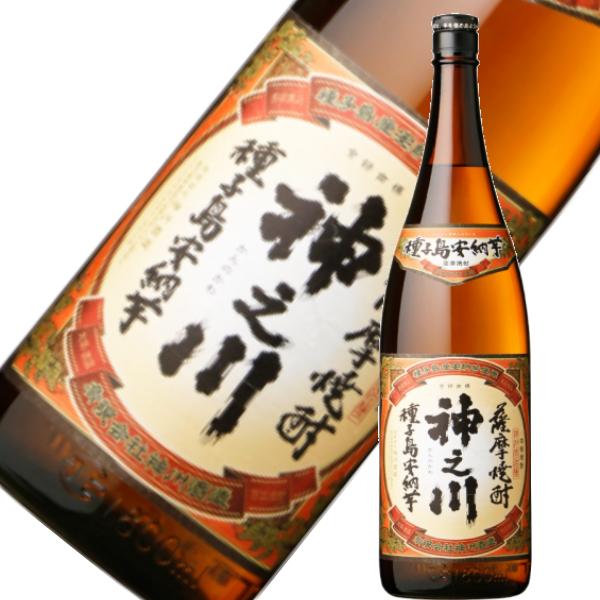 神之川 安納芋 かんのかわ 1800ml 芋焼酎 神川酒造 鹿児島 通販
