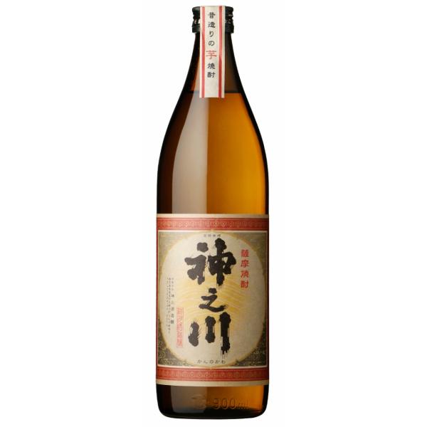 神之川 かんのかわ 25度 900ml 神川酒造 芋焼酎 鹿児島