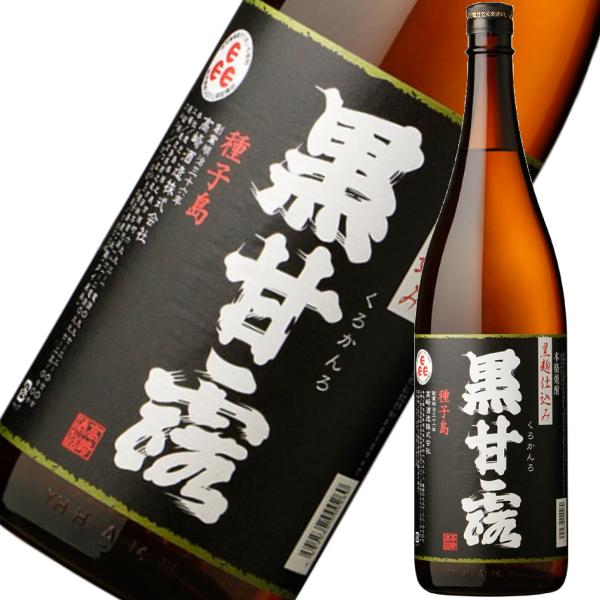 黒甘露1800ml芋焼酎