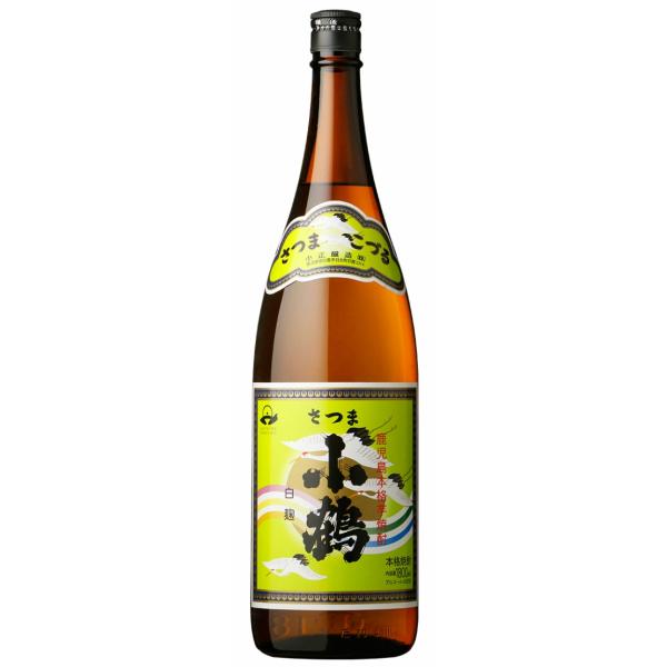 小鶴 こづる 25度 1800ml 小正酒造 芋焼酎 鹿児島