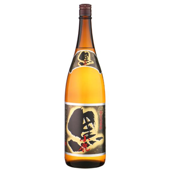 小鹿 黒 こじか 25度 1800ml 芋焼酎 小鹿酒造 鹿児島 通販