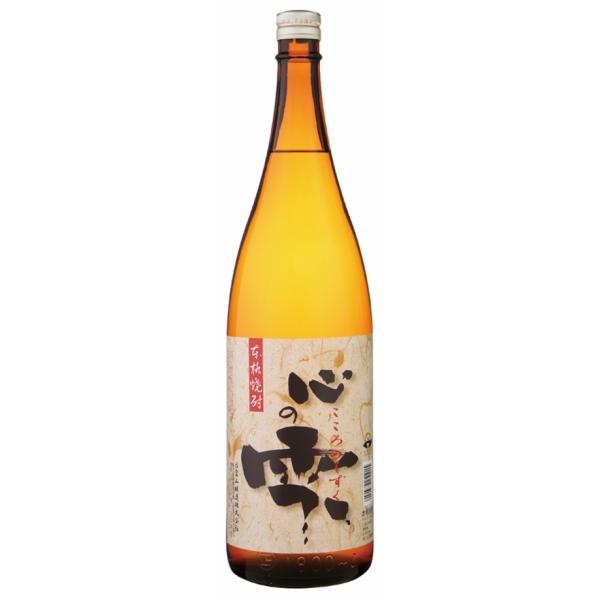 心の雫 25度 1800ml 日当山酒造 芋焼酎 鹿児島