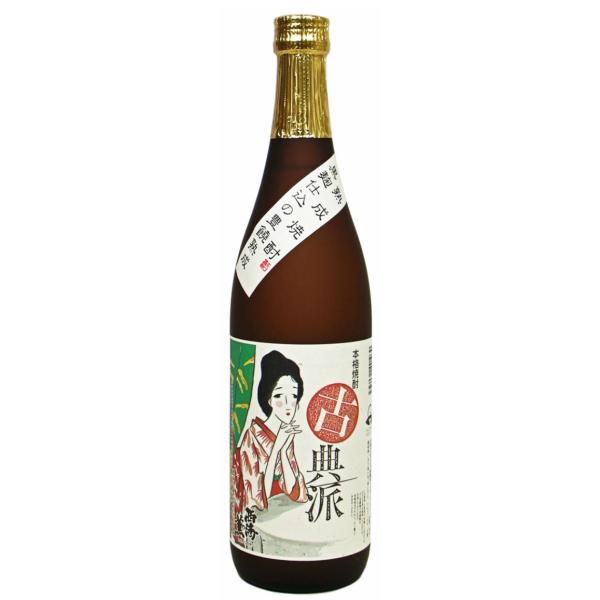 古典派 25度 720ml 原口酒造 芋焼酎 鹿児島 古酒