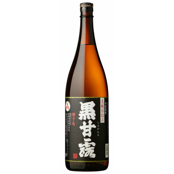黒甘露 くろかんろ 25度 1800ml 高崎酒造 芋焼酎 鹿児島
