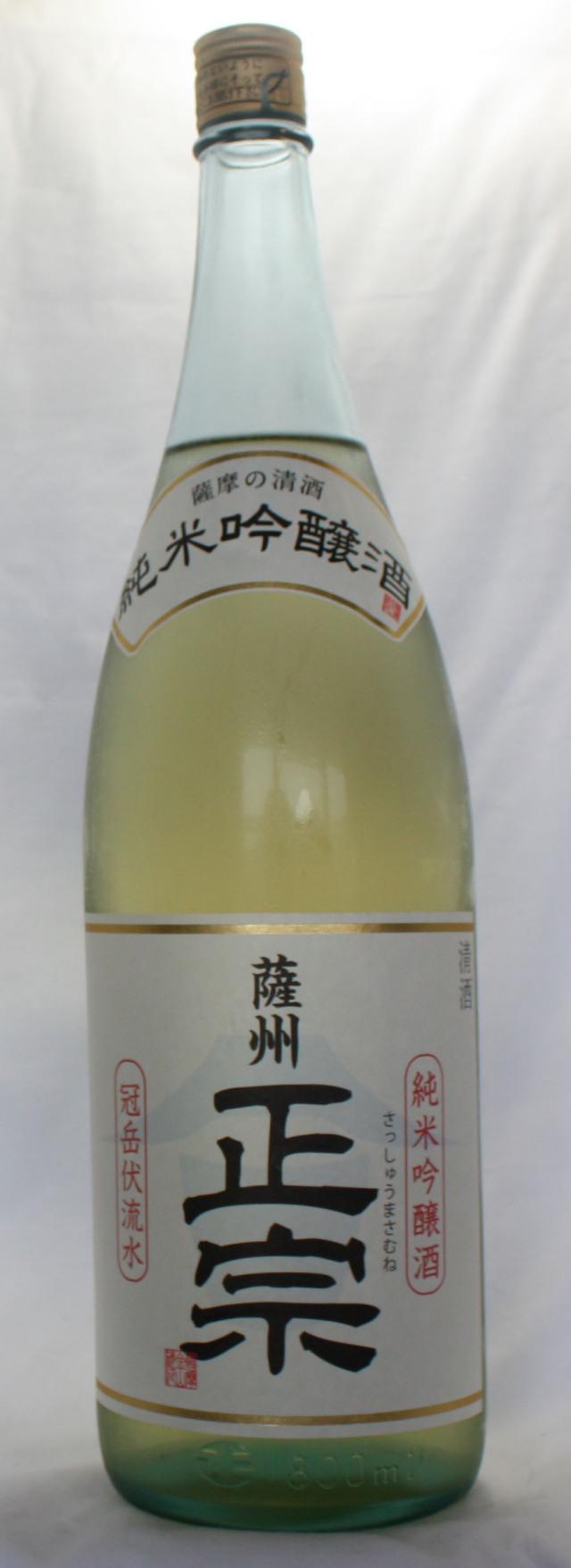 薩州正宗純米吟醸 1800ml