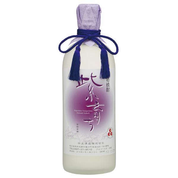 紫育ち 25度 720ml 四元酒造 紫芋焼酎 鹿児島