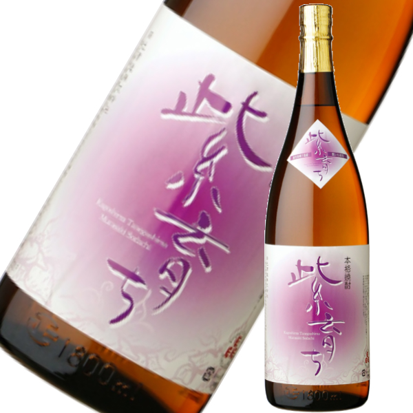 紫育ち 1800ml 芋焼酎 四元酒造