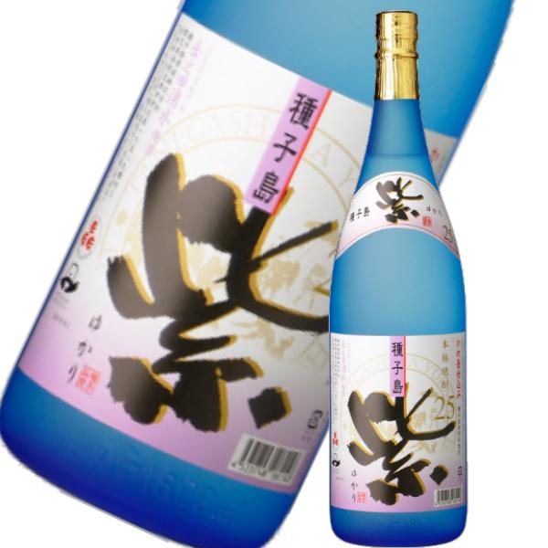 紫ゆかり 25度 1800ml 25度 芋焼酎 種子島酒造 紫芋焼酎 通販