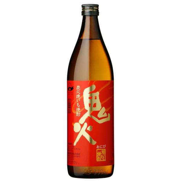 鬼火 おにび 25度 900ml 田崎酒造 芋焼酎 鹿児島
