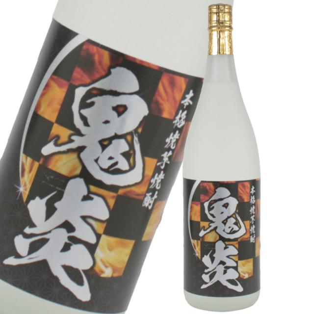 鬼炎 おにほむら 25度 1800ml 芋焼酎 田崎酒造 コラボ商品 通販