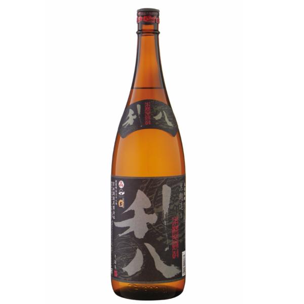 利八黒麹1800ml芋焼酎