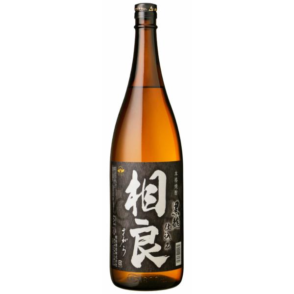 相良 黒 さがら 25度 1800ml 相良酒造 芋焼酎 鹿児島