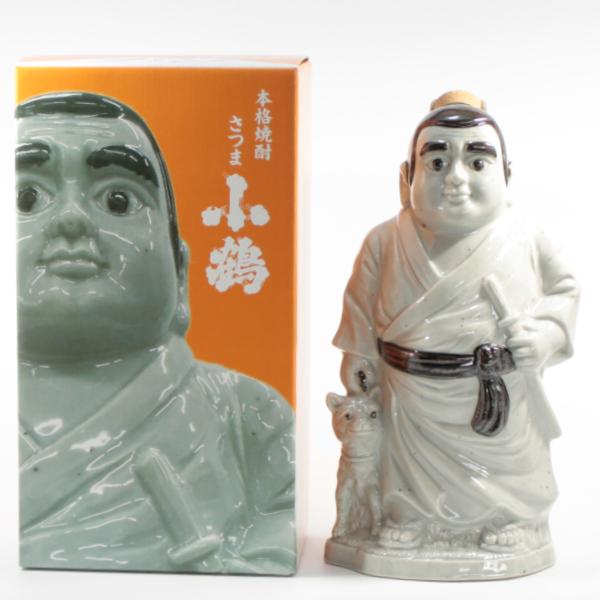 小鶴 西郷徳利 25度 720ml 芋焼酎 小正酒造 鹿児島限定販売 通販