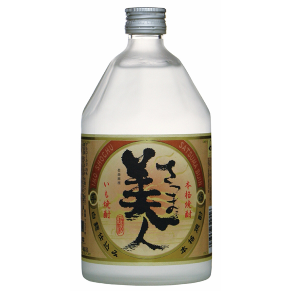 さつま美人 25度 720ml 福徳長酒類 芋焼酎 鹿児島