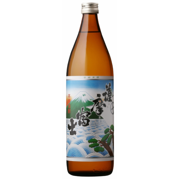 薩摩富士 さつまふじ 25度 900ml 濱田酒造 芋焼酎 鹿児島