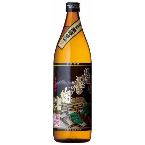 黒薩摩富士 くろさつまふじ 25度 900ml 濱田酒造 芋焼酎 鹿児島