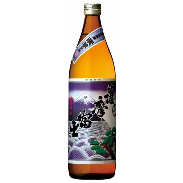 紫薩摩富士 さつまふじ 25度 900ml 濱田酒造 芋焼酎 鹿児島