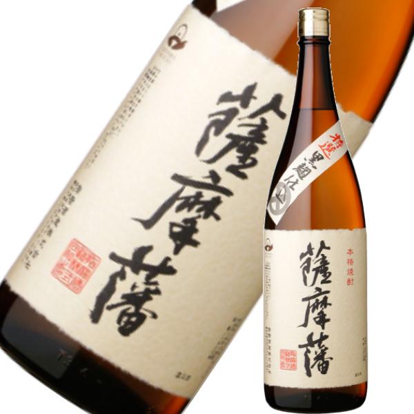 薩摩藩 1800ml 芋焼酎 指宿酒造
