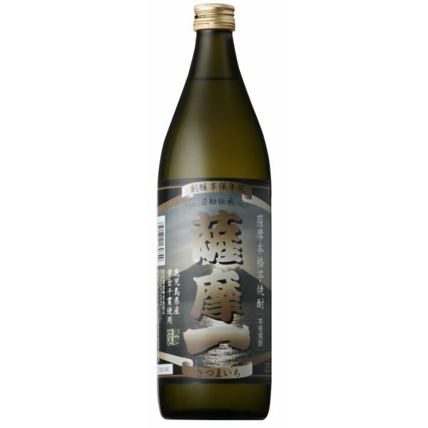 薩摩一 25度 900ml 若松酒造 芋焼酎 鹿児島