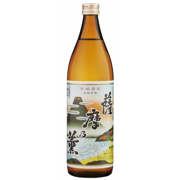薩摩乃薫 さつまのかおり 25度 900ml 田村酒造 芋焼酎 鹿児島