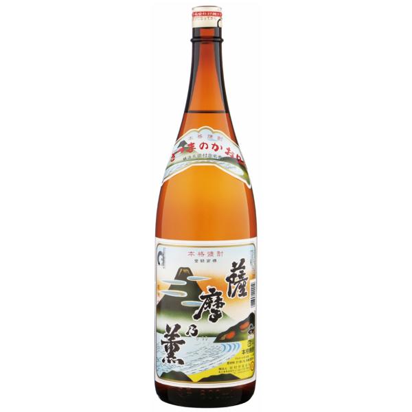 薩摩乃薫 さつまのかおり 25度 1800ml 田村酒造 芋焼酎 鹿児島