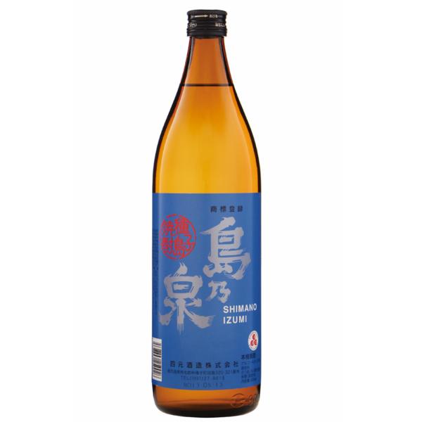 島乃泉 900ml 芋焼酎 四元酒造