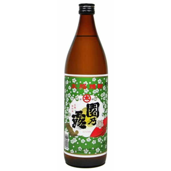 園乃露 そののつゆ 25度 900ml 植園酒造 芋焼酎 鹿児島