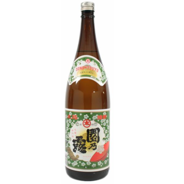 園乃露 そののつゆ 25度 1800ml 芋焼酎 植園酒造 通販