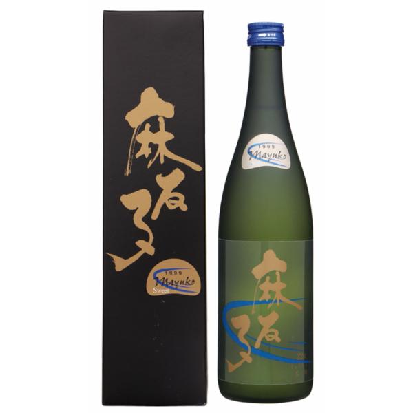麻友子 スイート 化粧箱入 25度 720ml 白露酒造 芋焼酎 鹿児島